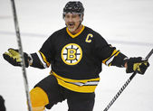 Boston Bruins Alumni Hockey Game Ray Bourque — Stock Photo