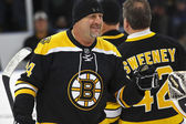 Boston Bruins Alumni Hockey Game Al Iafrate — Stock Photo