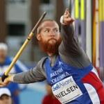 ������, ������: Javelin throw man athlete canada