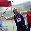 Постер, плакат: Javelin Throw Masters Man USA