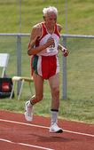 Mexico Senior Armando Estanol Long Jump — Foto Stock
