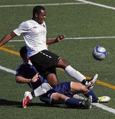 Canada soccer keishon alcindor — Stock Photo