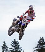 Motocross colton facciotti — Stok fotoğraf