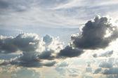 Rain clouds — Stock Photo