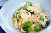 Thai spicy salad — Stock Photo