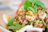 Thai spicy food — Stock Photo