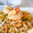 Stock Photo: Thai cuisine Pad Thai