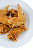 Chicken fry — Stock Photo