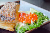 Japanes cuisine — Stock Photo