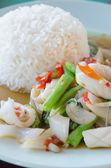 Spicy cuisine — Stock Photo