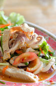 Thai style food — Stock Photo
