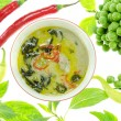 Asian style food — Stock Photo