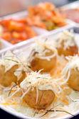 日本食品 — 图库照片