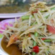 Thai papaysalad — Stock Photo #38131399