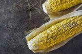 Dried corn — Stock Photo