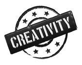 Stamp - creativity — Stock Photo