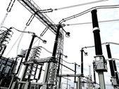 Elektrizität — Stockfoto