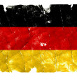 Stock Photo: Grungy Flag - Germany