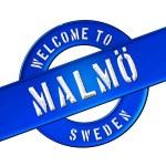 Welcome to Malmö — Stock Photo #13949176