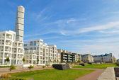 Malmö - Nya Hamn — Stock Photo