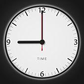 Watch - 9.00 — Stock Photo