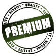 New Stamp - premium — Stock Photo