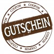 New Stamp - Gutschein — Stockfoto #32917599