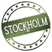 New Stamp - Stockholm — Stock Photo
