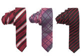 Tie isolated — Stock Photo