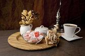 トルコ菓子 — ストック写真