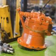Stock Photo: Hydraulic component
