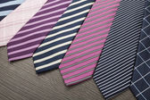 Neck ties — Stock Photo