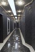 ホテルの廊下 — ストック写真