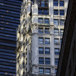 Buildings in Downtown Manhattan in New York City — Stock Photo #12556722