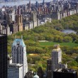 Stock Photo: NYC Skyline Central Park