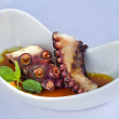 Octopus galician style — Stock Photo