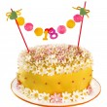Happy 18th Anniversary or Birthday — Stock Photo #32865975