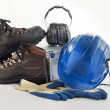 Stock Photo: Protective Workwear