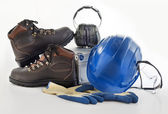 Protective Workwear — Stock Photo