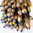 The pencils in color — Stock Photo