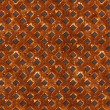 Seamless pattern of textured rusty metal — Stock Photo