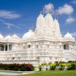 Hindu temple in Atlanta, GA — Stock Photo