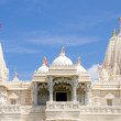 Hindu temple in Atlanta, GA - Stock Photo