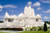 Templo hindu em atlanta, ga — Foto Stock