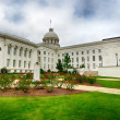 View of state capitol in Montgomery, Alabama — Stock Photo