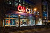 CNN Center in Atlanta — Stock Photo