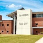 Student Center at Columbus State University — Stock Photo #44747269