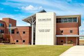 Student Center at Columbus State University — Stock Photo