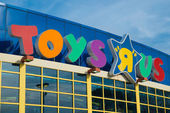 Toys R Us store — Stock Photo