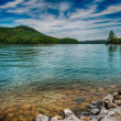 Lake Allatoona at Red Top Mountain State Park north of Atlanta — Stock Photo #46180049